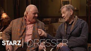 The Dresser | Ian McKellen & Anthony Hopkins | STARZ