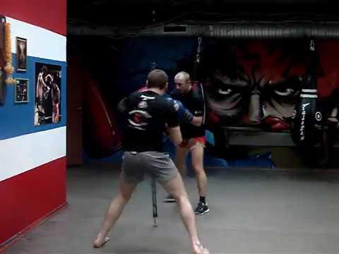тренировка Moscow Kaewsamrit Gym