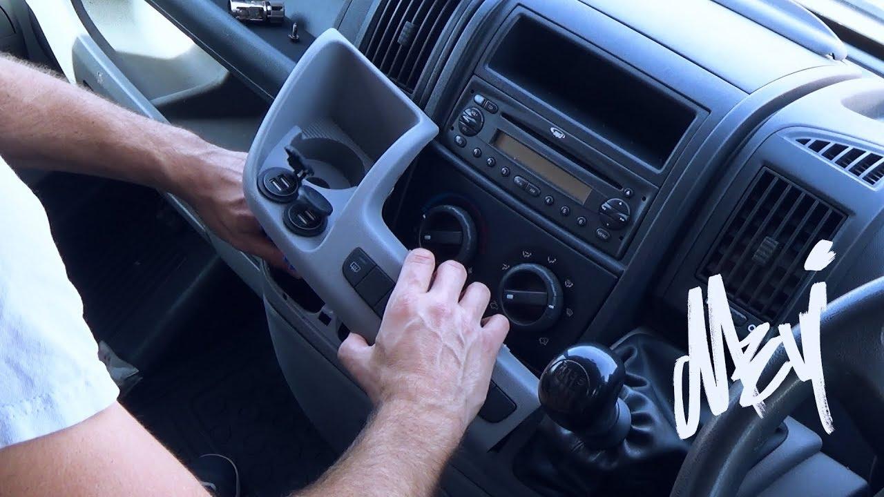 medium resolution of 2 replacing the dashboard cigarette lighter
