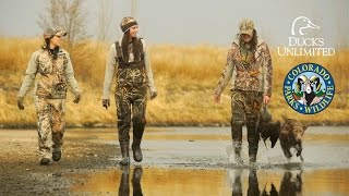 Why Do I Hunt? (Women Waterfowl Hunting Promo)(Excitement, adventure, beautiful scenery—that's what hunting in Colorado is truly about. And there's no better way to experience all three than waterfowl hunting., 2015-09-09T20:35:13.000Z)