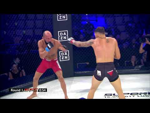 Daniel Requeijo vs. Max Coga  - Superior FC 18 Titlefight