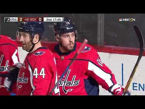 Philadelphia Flyers vs Washington Capitals - January 31, 2018 | Game Highlights | NHL 2017/18