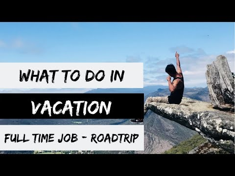 4 things to do in VACATION | International student STUDY IN AUSTRALIA