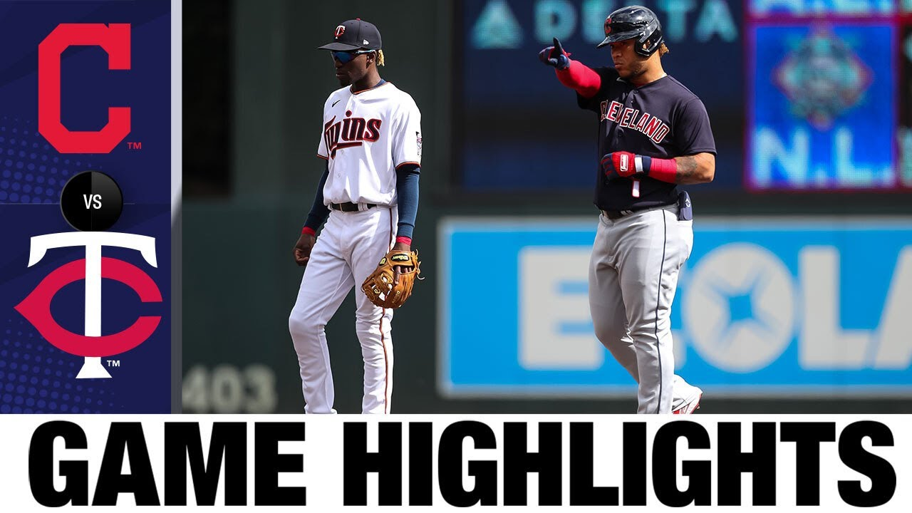 Download Indians vs. Twins Game 1 Highlights (9/14/21)   MLB Highlights