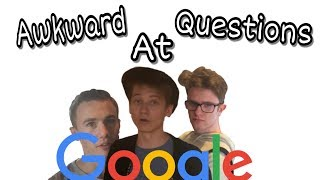Awkward questions at Google HQ #VLOGSTAR CHALLENGE (part 1)