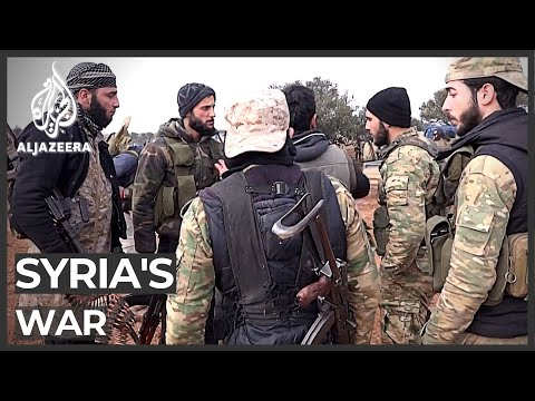 Syrian rebels hope Turkey can stop gov't offensive