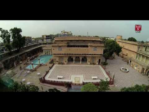 Chomu Palace, Luxury Heritage Palace Jaipur