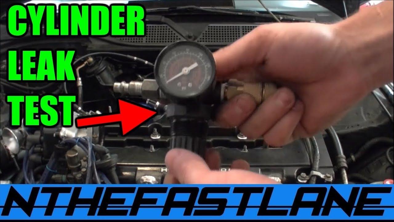Leakdown Test How To Youtube 1986 Nissan Pickup Spark Plug Wiring Diagram