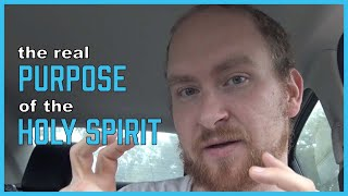 The REAL purpose of the Holy Spirit - Understanding Spiritual Gifts Pt 1