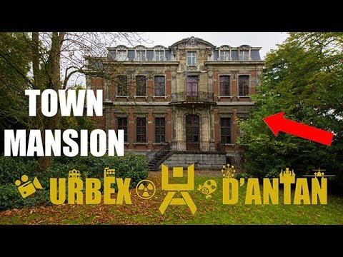 LE MAGNIFIQUE MANOIR TOWN MANSION | ROAD TRIP URBEX (exploration urbaine)
