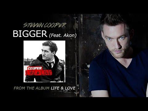 Steven Cooper - Bigger (Feat. Akon) (Audio)