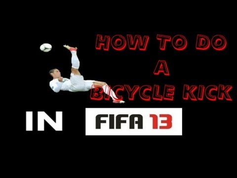 Fifa 13 Overhead/Bicycle Kick Tutorial