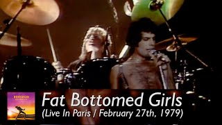 Fat Bottomed Girls (Live In Paris / February 27th, 1979) - Queen