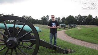 Petersburg National Battlefield in Petersburg, VA with Road Trip Story
