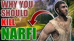 Why You Should Kill Narfi | Hardest Decisions in Skyrim | Elder Scrolls Lore