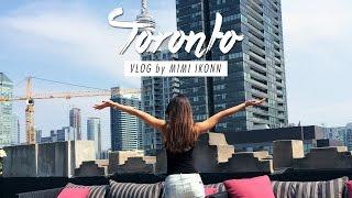 Toronto Vlog | Mimi Ikonn Thumbnail