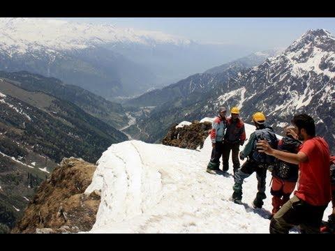 Basic Mountaineering Course (BMC) at ABVIMAS Manali