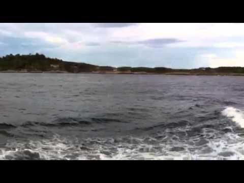 """Redwise Ship delivery mslb. """"BOA HAREK"""" proefvaren voor vertrek Noorwegen"""