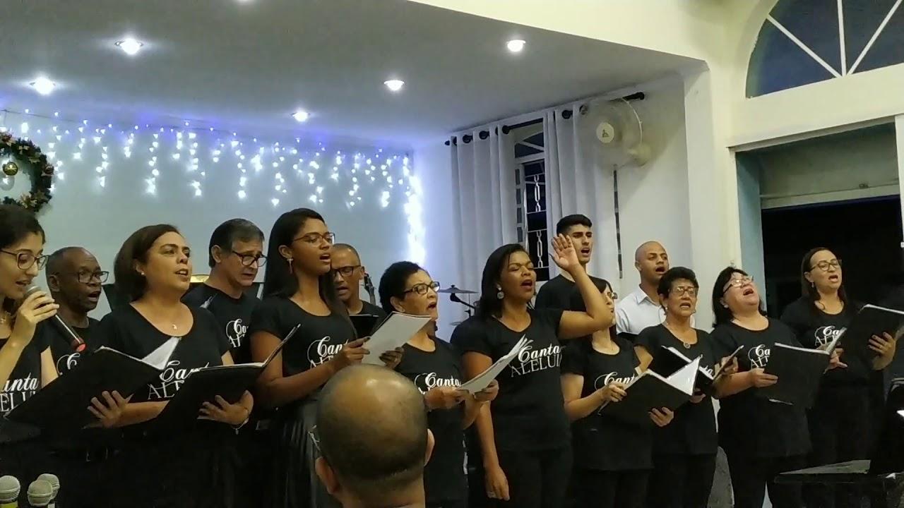 Cantata Aleluia Natal 2019 Igreja Cristã Evangélica Vila Rossi SJC- SP