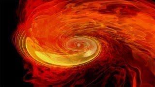 Două stele neutronice formează o gaură neagră (A pair of neutron stars forming a black hole)