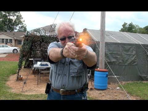 S&W M&P 45 Shooting Range Action