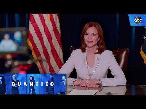 Madame President Resigns - Quantico 1x20