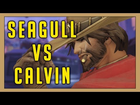 Seagull vs Calvin: Volskaya Mccree Showdown