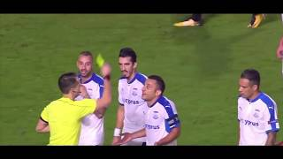 Video Gol Pertandingan Apollon vs Atalanta