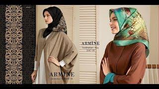 Armine Eşarp 2018 Kış Koleksiyonundan Kombinli Modeller