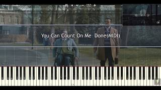 You Can Count on Me Jw Song*February 2019*(+Sheets)// Broadcasting //Cover// Video*Synthesia*