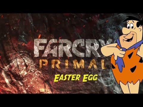 Far Cry Primal Xbox/Playstation Flintstones Easter Egg Location