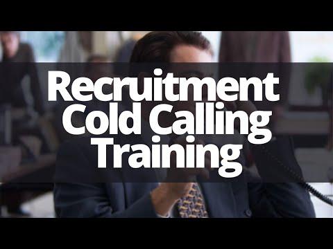 Recruitment cold calling script - Recruitment Training, how