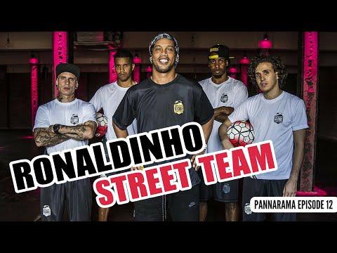 Ronaldinho Street Team | Kevin De Bruyne Panna | Viral Mousetrap | PANNARAMA #12