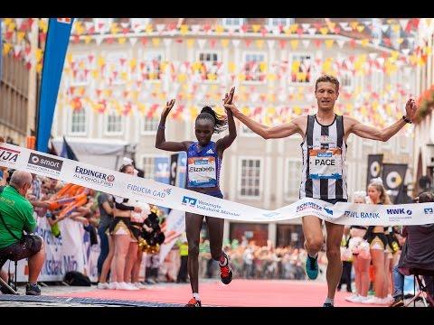 15. Volksbank-Münster-Marathon 2016 - offizielles Video