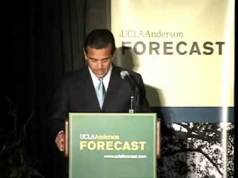 Los Angeles Mayor Antonio Villaraigosa on solutions for L.A.