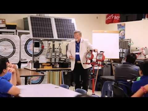 Jefferson HS (SAISD) Renewable Energy Career Video