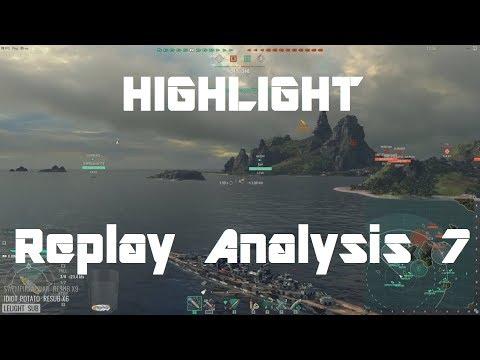 Highlight: Replay Analysis 7 - NC, Hindenburg, Akatsuki & Grozovoi