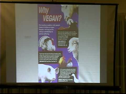 Vegan Outreach President and Co-Founder Jack Norris