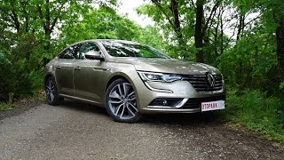 Test | Renault Talisman Icon 1.6 dCi [English Subtitled]