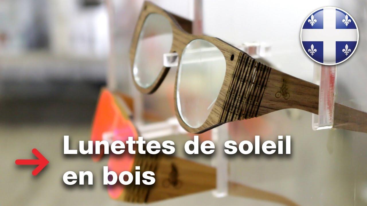 en stock profiter de gros rabais mieux aimé Lunette en bois | Découpe au laser de bois | Trotec
