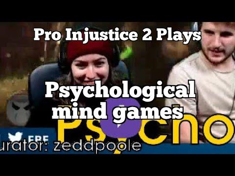 Pro Injustice 2 Plays: Psychological mind games