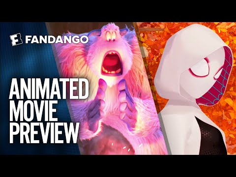 All New Animated Movies 2018/2019 | Movieclips Trailers
