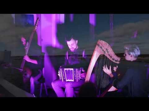 [Ep. 5] SulaKultur AiR: J&A + Michalis Cholevas - Day 7-9   Harp & Bandoneon Shenanigans w/ J&A