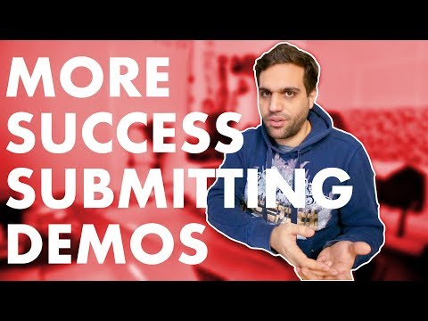 SUBMITTING DEMOS TO LABELS - Things You MUST Avoid for SUCCESS Mp3