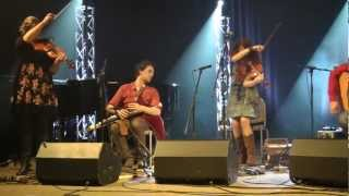 Cara Irish Folk Music and Ryan Murphy's  uilleann pipes solo II   HD