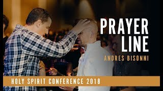 Ministry Time | Andres Bisonni | Holy Spirit Conference Sunday