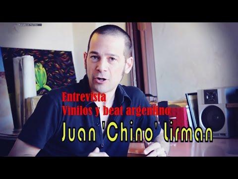Entrevista Juan 'Chino' Lirman - Vinilos y beat en argentina
