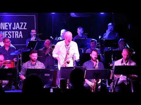 Sydney Jazz Orchestra  Norwegian Wood  Arranged By Bill Holman