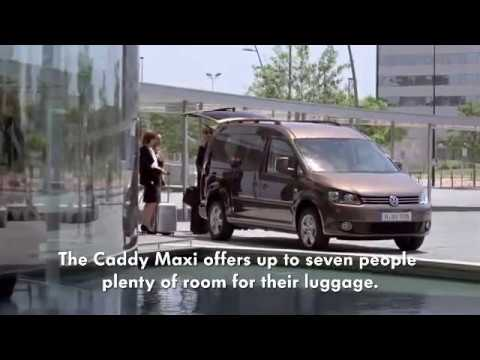 The Volkswagen Caddy Maxi Life | Volkswagen Commercial Vehicles