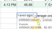 How to use the GOOGLEFINANCE formula in Google Sheets - YouTube